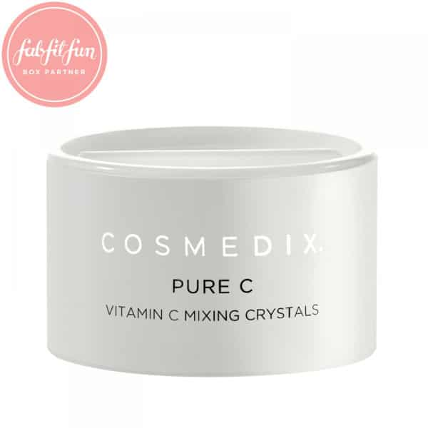 Pure C Vitamin C mixing crystals by Cosmedix