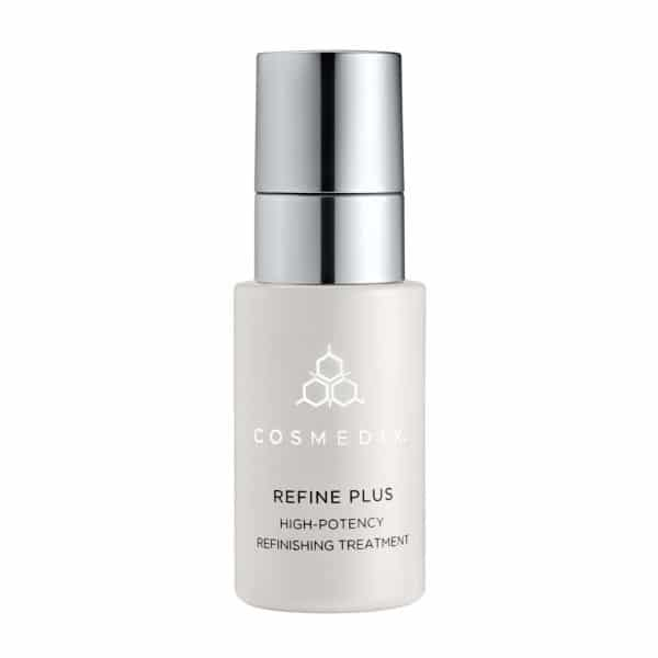 Refine plus high-potency refinishing treatment by Cosmedix