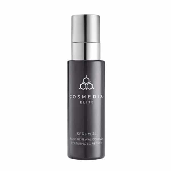 Serum 24 rapid renewal complex featuring LG-retinex by Cosmedix Elite
